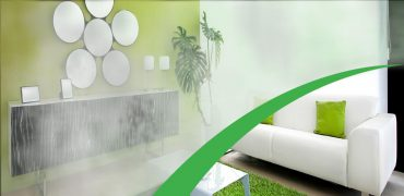 certified green and cleaning room